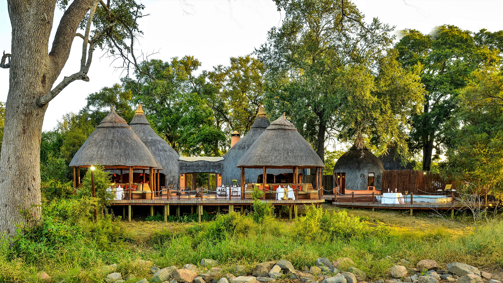 The Vast Expanses of the Kruger National Park—All to Yourself: Hoyo Hoyo Exclusive Lodge Use